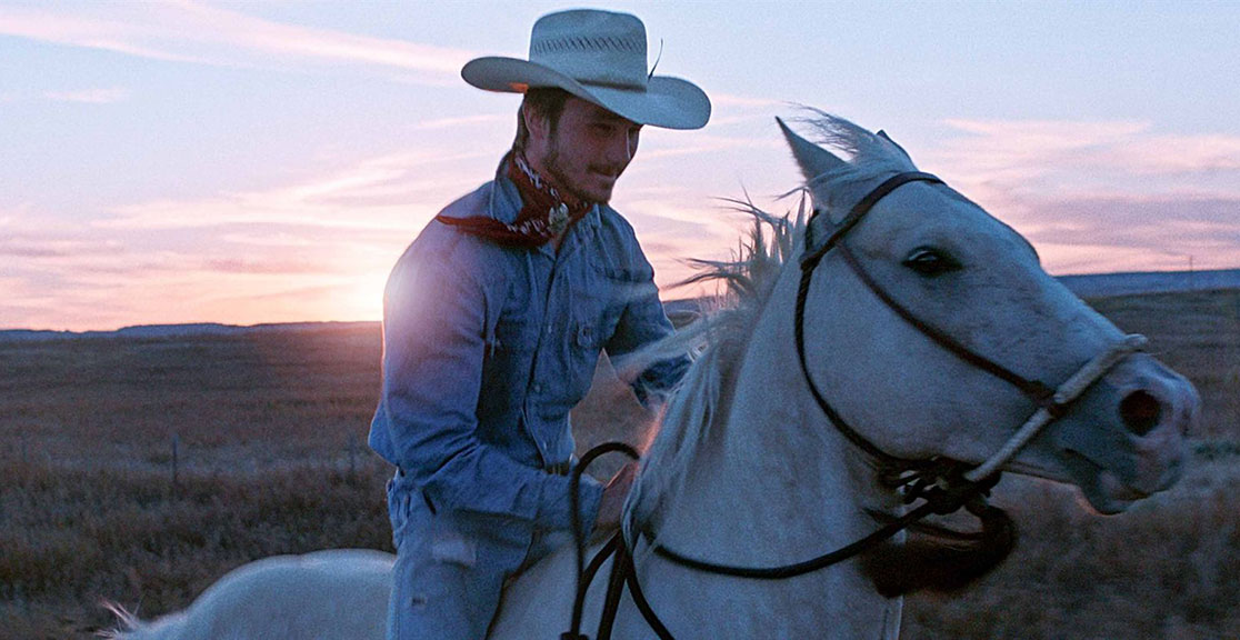 Brady Jandreau dans The Rider