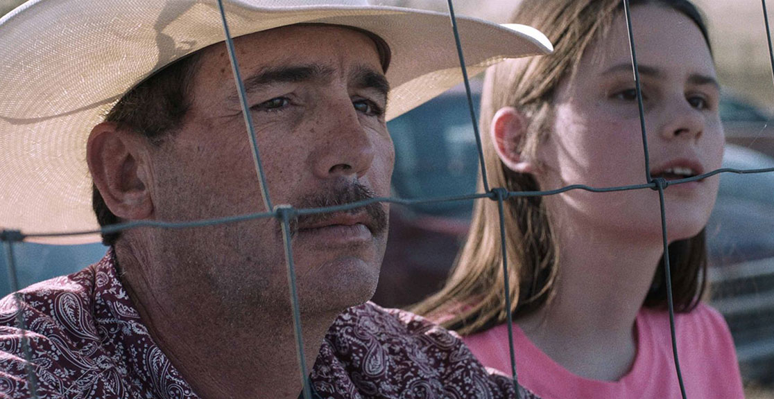 Lilly Jandreau, Tim Jandreau dans The Rider