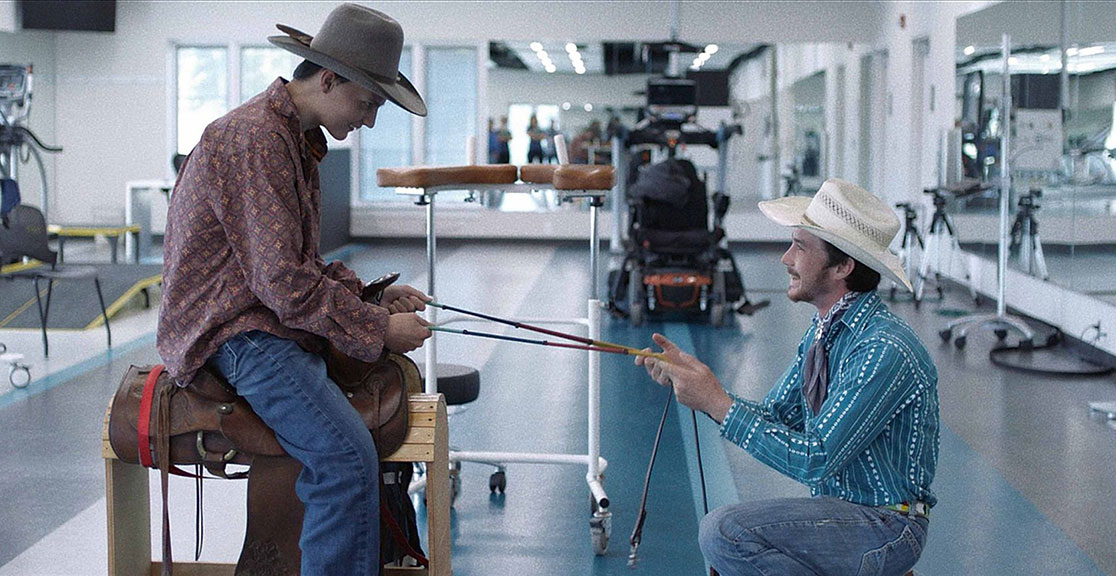 Brady Jandreau, Lane Scott dans The Rider