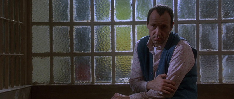 Kevin Spacey dans The usual suspects