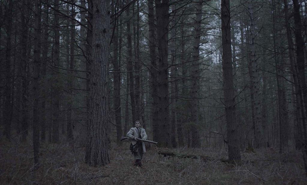 Harvey Scrimshaw dans The Witch