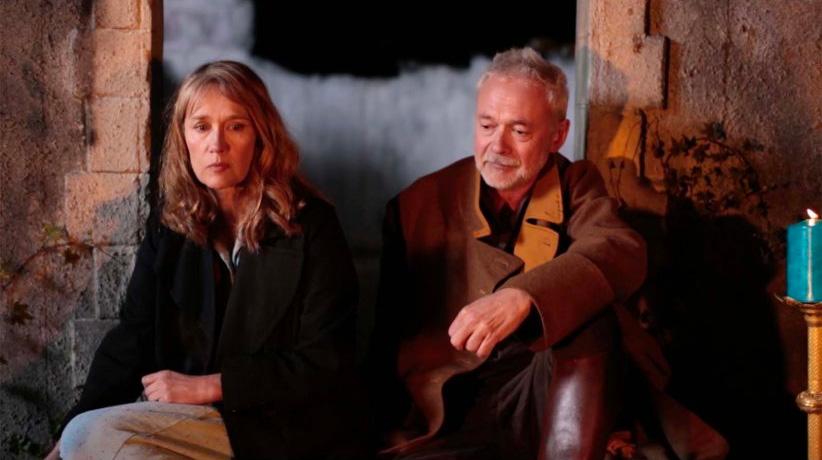 Marianne Basler, Jean-Philippe Puymartin dans un Soupçon d'amour