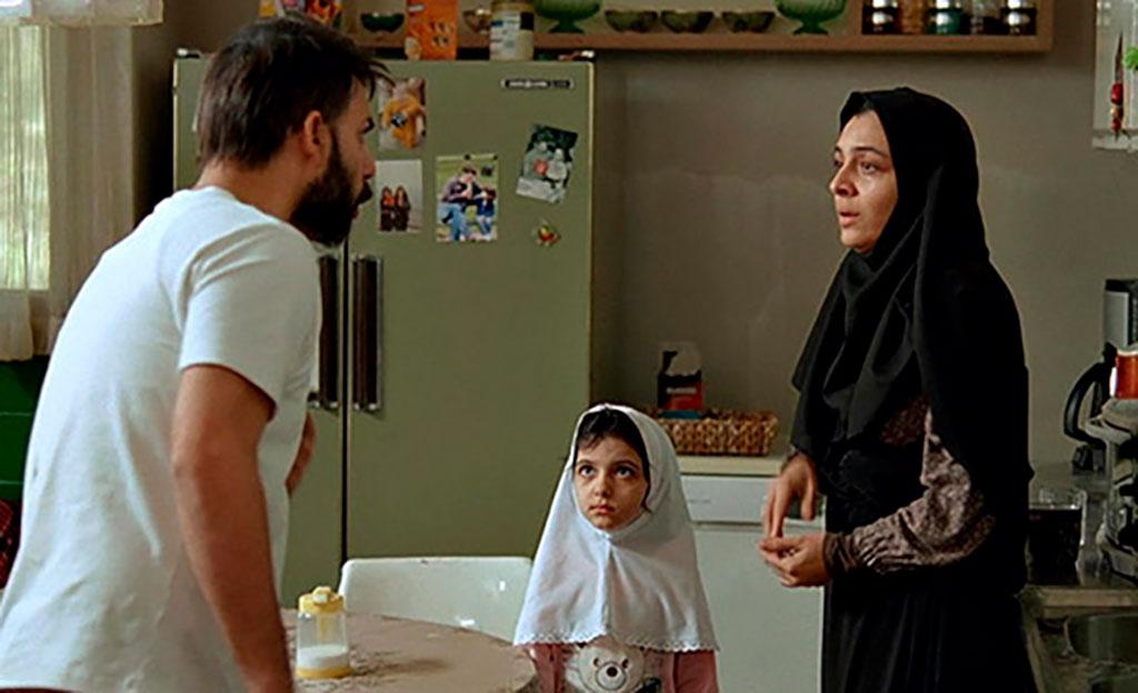 Peyman Moadi, Sareh Bayat dans Une Séparation