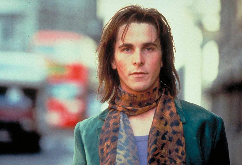 Christian Bale dans Velvet Goldmine