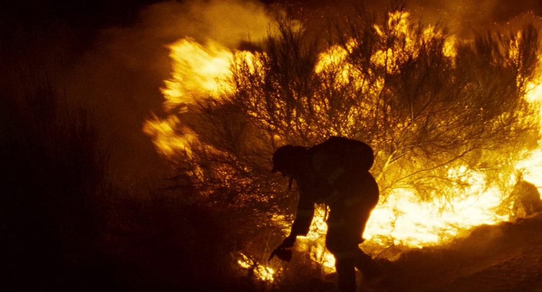 Amador Arias dans Viendra le feu