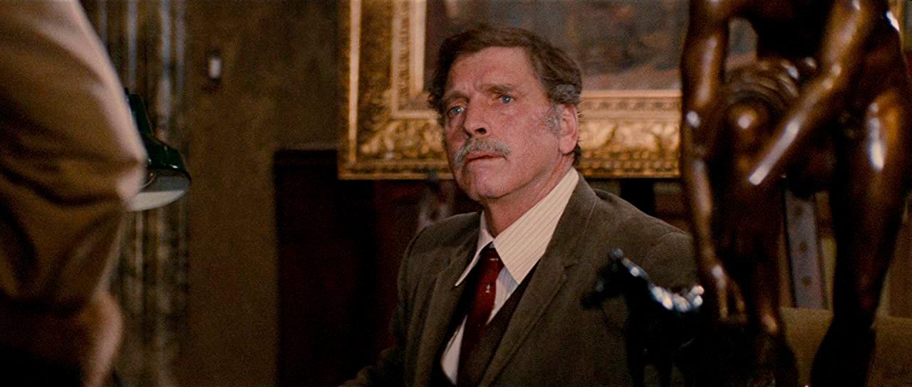 Burt Lancaster dans Violence et passion