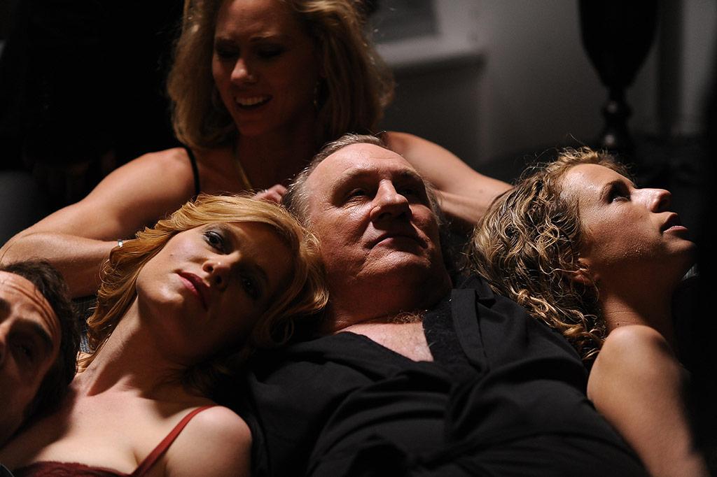 Gérard Depardieu dans Welcome to New York